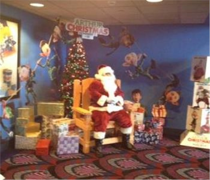 2011 SERVPRO of Boston 15th Annual Holiday at the Movies